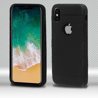 Insten Hard Snap-on Dual Layer Hybrid Case Cover For Apple iPhone 8