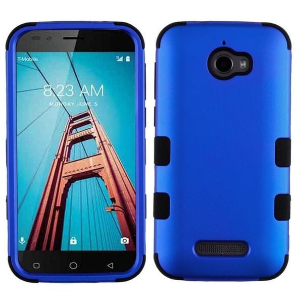 Shop Insten Hard Snap-on Dual Layer Hybrid Metal Case Cover