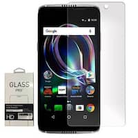 Insten 0.33mm Clear Tempered Glass LCD Screen Protector Film Cover For Alcatel Idol 5
