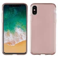 Insten TPU Rubber Candy Skin Case Cover For Apple iPhone 8