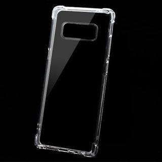 Insten Clear TPU Rubber Candy Skin Case Cover For Samsung Galaxy Note 8 (Option: Clear)