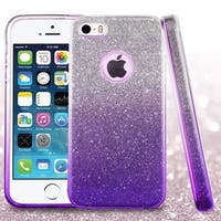 Insten Hard Snap-on Dual Layer Hybrid Case Cover For Apple iPhone 5/ 5S