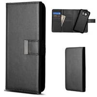 Insten Leatherette Case Cover with Wallet Flap Pouch For Samsung Galaxy S8 Plus S8+