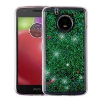Insten Hard Snap-on Dual Layer Hybrid Case Cover For Motorola Moto E4