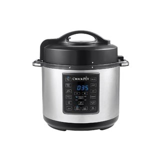 Crock Pot 6 quart 8-in-1 Multi Cooker