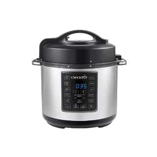 Crock Pot 6 quart 8-in-1 Multi Cooker|https://ak1.ostkcdn.com/images/products/17739473/P23941933.jpg?impolicy=medium