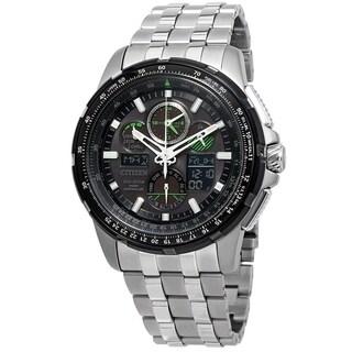 Citizen Eco-Drive Skyhawk Chronograph male Watch JY8051-59E