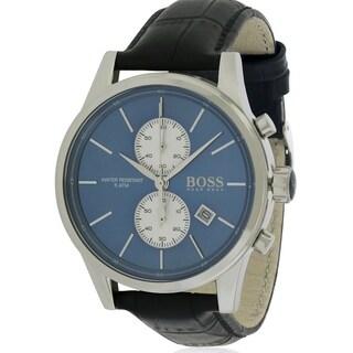 Hugo Boss Chronograph Leather male Watch 1513283