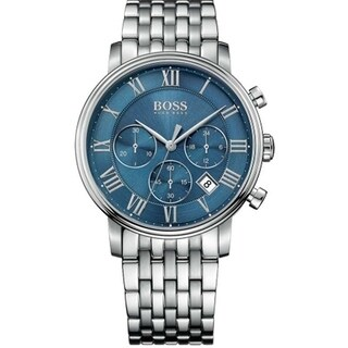 Hugo Boss Elevation Stainless Steel Chronograph male Watch 1513324