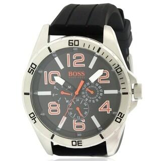 Hugo Boss Black Silcone male Watch 1512945