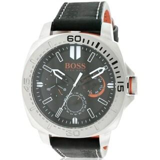 Hugo Boss Orange Sao Paulo Leather male Watch 1513298