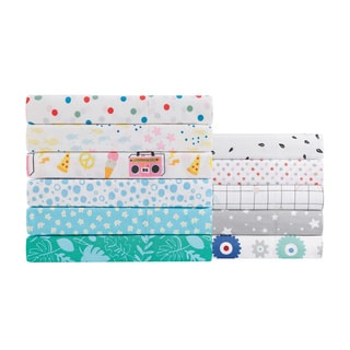Laura Hart Kids Printed Sheet Sets