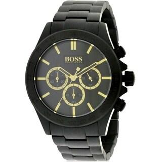 Hugo Boss Ikon Black Chronograph male Watch 1513278
