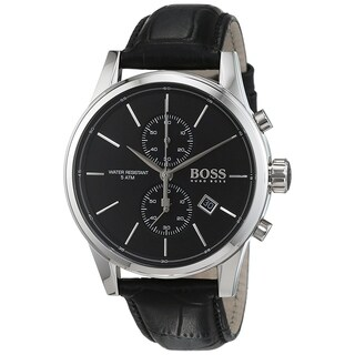 Hugo Boss Chronograph Leather male Watch 1513279