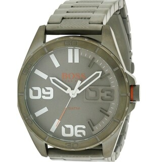 Hugo Boss Orange Stainless Steel male Watch 1513289