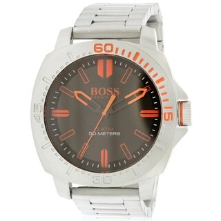 Hugo Boss Orange Sao Paulo Stainless Steel male Watch 1513296