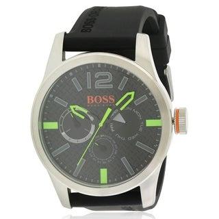 Hugo Boss Silicone male Watch 1513378