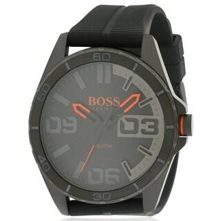 Hugo Boss Silicone male Watch 1513452