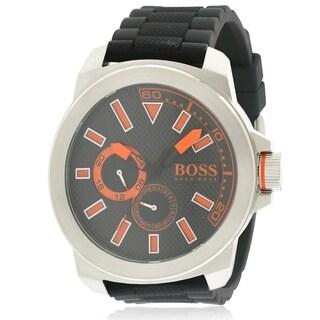 Hugo Boss Orange Rubber male Watch 1513011