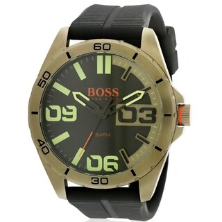 Hugo Boss Orange Berlin Silicone male Watch 1513287