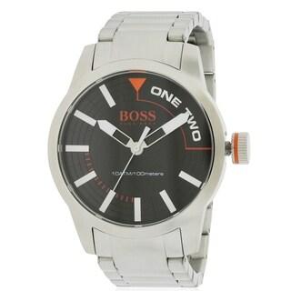 Hugo Boss Orange Stainless Steel male Watch 1513216