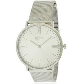 Hugo Boss Jackson Steel Mesh male Watch 1513459