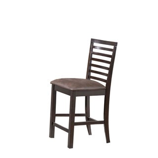 Cross Back Counter Stools Set Of 2 Free Shipping Today