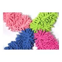 Microfiber Chenille Mop Slippers (1-Pair)