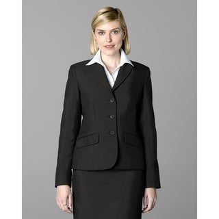 Twin Hill Womens Jacket Chocolate Poly 3-button https://ak1.ostkcdn.com/images/products/17739822/P23942349.jpg?_ostk_perf_=percv&impolicy=medium