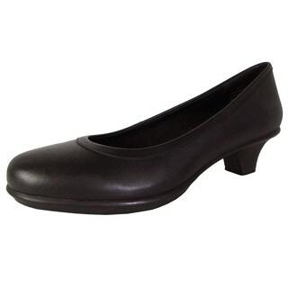 Crocs Womens Grace Heel Slip On Dress Pumps