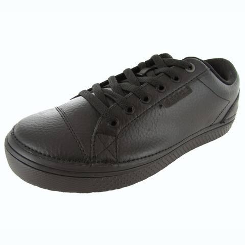Crocs Mens Work Hover Slip Resistant Sneakers