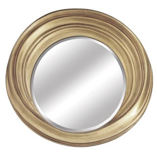 Gold Frame Accent Mirror