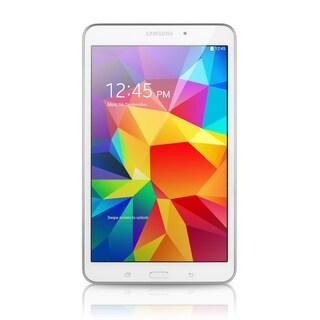 """Samsung Galaxy Tab 4 SM-T337T White 8"""" Tablet 16GB (T-Mobile)"""
