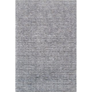 Texture Transitiona Hand-Loomed Polyester & cotton Rug (5' X 8')