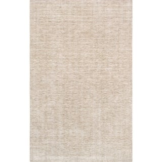 Pasargad Transitiona Hand-Loomed Polyester & cotton Area Rug (5' X 8')