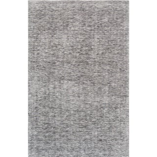 Pasargad Texture Transitiona Hand-Loomed Polyester & cotton Rug (5' X 8')