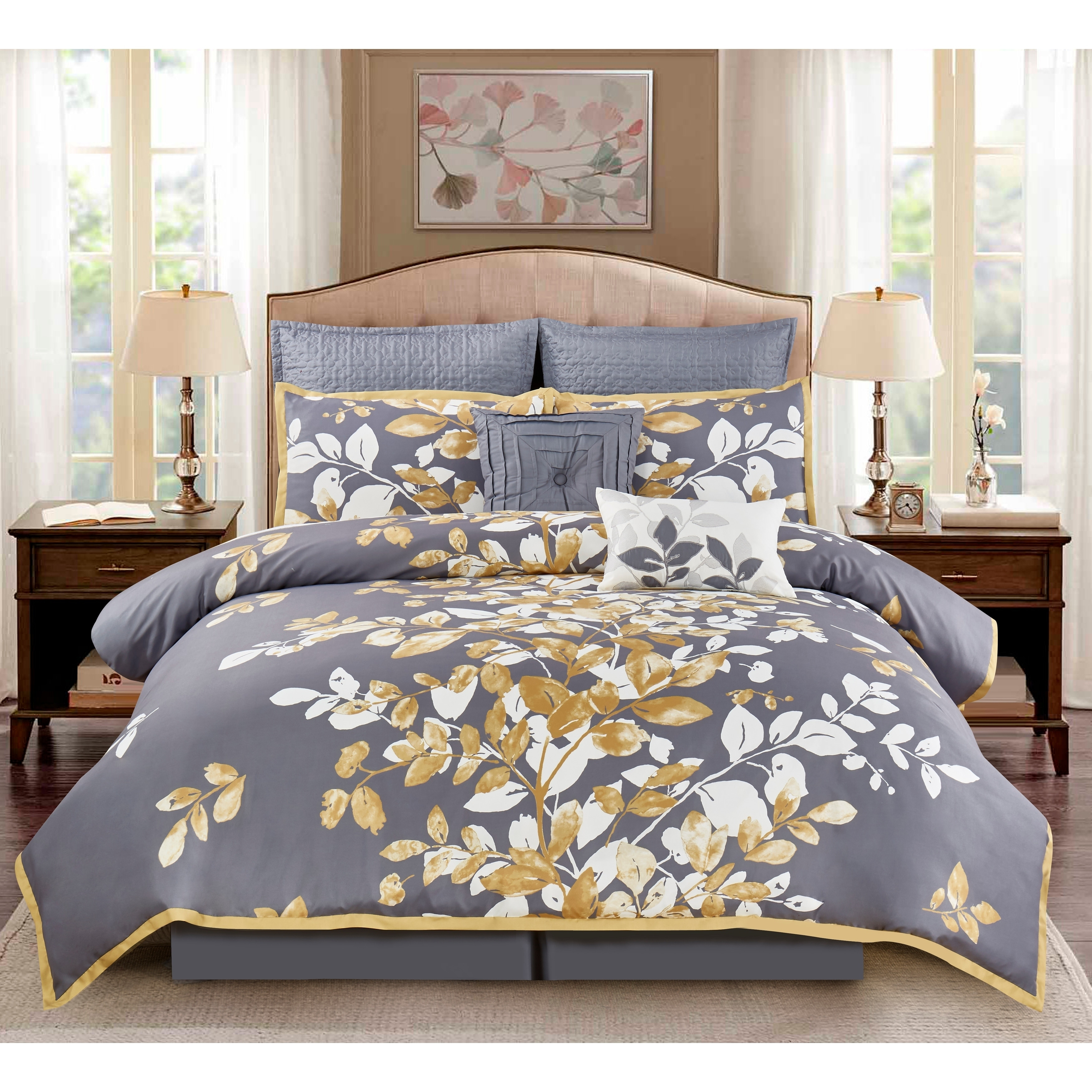 beautiful bag yellow black sheets of double gray full twin in bed dark cream queen sets lacoste and white bedding size mustard a grey comforter
