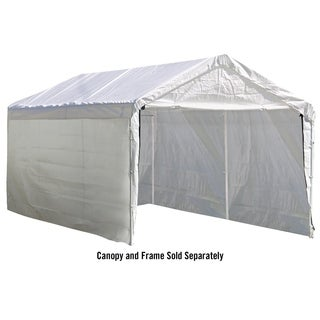 ShelterLogic Canopy Enclosure Kit (Canopy Cover and Frame Sold Separately)