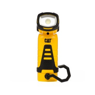 Cat CT20101P 140 Lumen Rechargeable Pivot Head LED Worklight Including Magnetic Base and Pivoting Hanger
