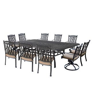 Size 11-Piece Sets Outdoor Dining Sets For Less | Overstock