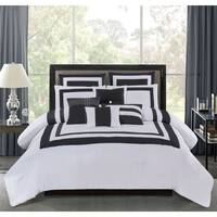 Wonder Home Ohara 10PC Hotel Inspired Comforter Set