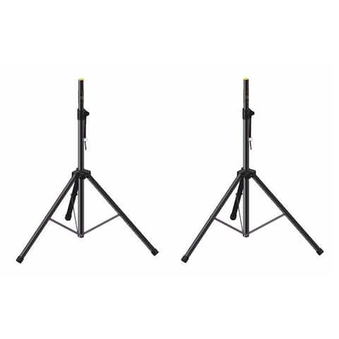 Hercules - SS200BB - 2 Stage Series Speaker Stands w/Carrying Bag