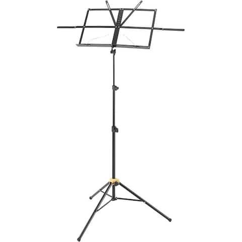 Hercules 3-Section Music Stand W/ Bag