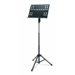Hercules - BS418B - Perforated Music Stand w/EZ Grip