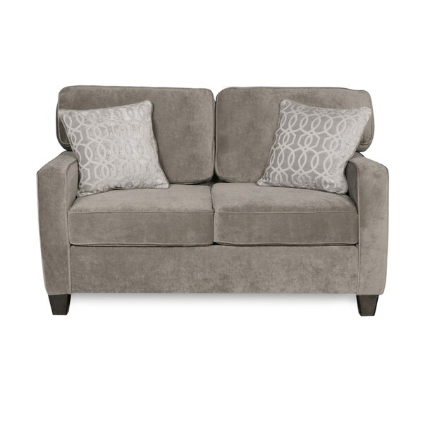 Shop Kotter Home Cora Love Seat Overstock 17740959
