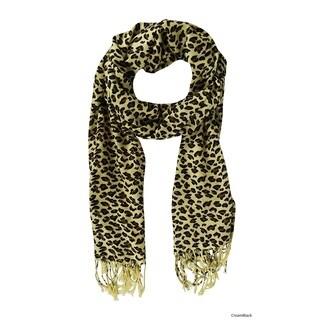 Link to Animal Print Pashmina Sunmmer Scarf - Medium Similar Items in Scarves & Wraps