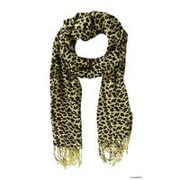 Animal Print Pashmina Sunmmer Scarf - Medium