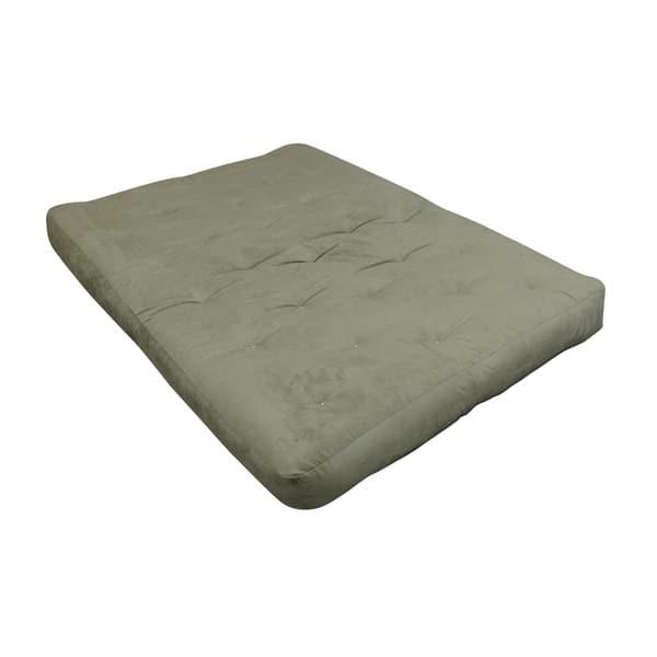 Foam Cotton 39x54 Twin Loveseat Sage