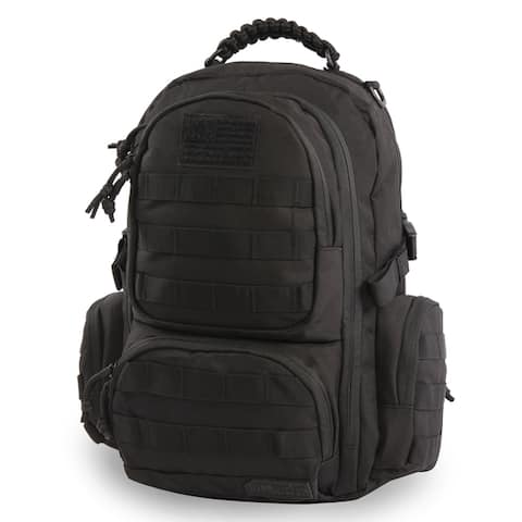Highland Tactical West Heavy Duty Tactical Backpack