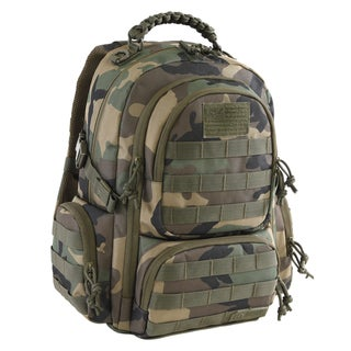 Link to Highland Tactical West Heavy Duty Tactical Backpack Similar Items in Backpacks
